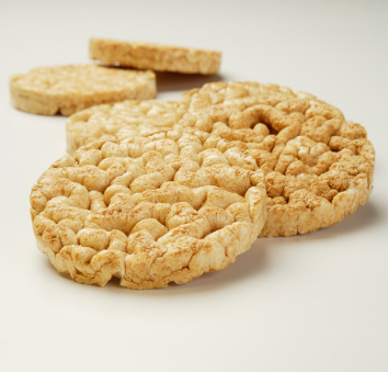 Rice Cake With Almond Butter Calories
